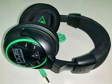 Turtle Beach Gaming Wired Headset for Xbox 360, PS3, PS4, PC No Microphone