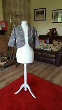 """Ladies """"Next Tailoured"""" Autumn Printed Jacket (Size 10)"""