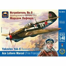 Ark Models Arkm48014 Yakovlev Yak-9 1/48