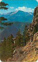 Postcard Pikes Peak