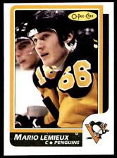 1986-87 O-Pee-Chee Hockey - Pick A Card - Cards 1-132