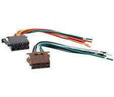 Conexión cable conector ISO Universal Autorradio