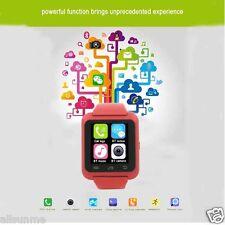 DZ09 U80 LCD Bluetooth Inteligente Reloj W/ Cámara SIM ranura Android Samsung