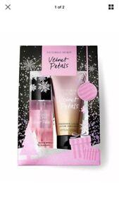 Victoria's Secret New! VELVET PETALS Mist & Lotion Mini Gift Set