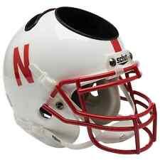 NEBRASKA CORNHUSKERS Football Helmet OFFICE PEN/PENCIL/BUSINESS CARD HOLDER