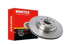 MINTEX MDC986 REAR VENTED BRAKE DISCS SET PAIR