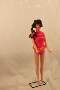Vintage Mattel Talking Barbie doll, 1969. Sold as mute