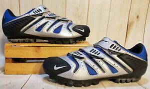 NIKE ACG YVR III Royal Blue/Chrome Cycling Soulcycle Shoes Women Size 11 M