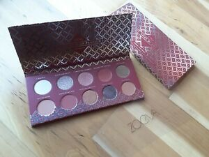 Zoeva Spice of Life eyeshadow palette brand new see details