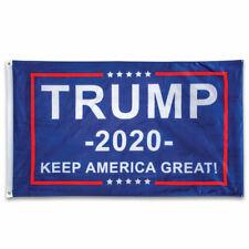 3x5 FT Flag Trump 2020 Keep America Great President Donald Trump Nylon