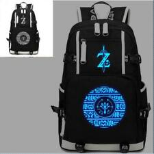 The Legend Of Zelda : Breath of  the Wild Luminous Noctilucence Backpack Bag New