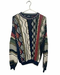 Vintage Coogi Style Pullover
