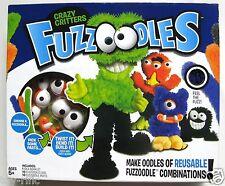 Fuzzoodles Crazy CRITTERS grandi attività impostata da FLAIR-NUOVISSIMO!!