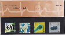 GB Presentation Pack 296 1999 Patients' Tale