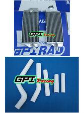 FOR Yamaha YZF250 YZ250F YZ 250 F 2010-2013 2011 2012 Aluminum radiator and hos