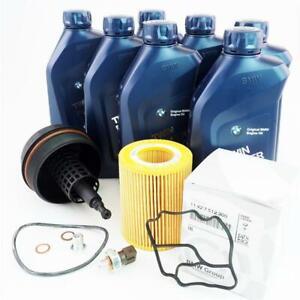 Ölfilterdeckel Öldeckel Ölfiltergehäuse Repsatz für BMW E36 E46 E39 E60 F25