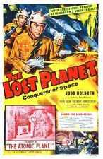 Lost Planet Cartel 01 Letrero De Metal A4 12x8 Aluminio