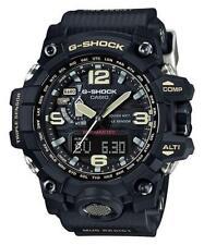 Casio G-Shock GWG-1000-1A Mudmaster Triple Sensor Resin Analog Digital Watch