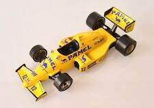 Lotus Honda 99T Camel Pamel Metal Spain 1/25 Senna Nakajima