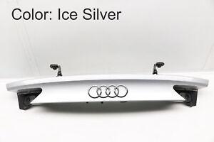 2013-2014 AUDI S7 - Trunk LID Panel / Spoiler Mount 4G8827086E