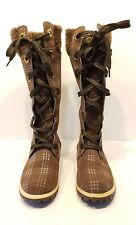 South Pole brown boots 8 M #A706