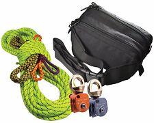 Aztek Pulley System Kit (orange and Blue) by Rock Exotica