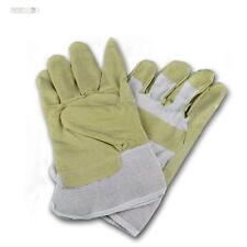 1 Par Guantes Cuero artificial Guantes de trabajo Tamaño 10,5 XL Guantes de piel