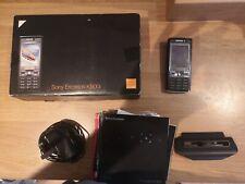 Sony Ericsson Cyber-shot K800i - Velvet black (Vodafone) Boxed with accessories