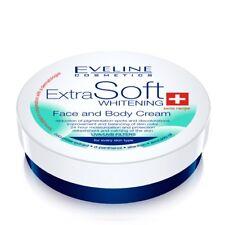 Eveline Extra Soft Whitening Face & Body Cream UVA&UVB All Tipe Skin 200 ml