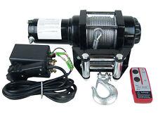 Bootwinde 12 V Funk Anhänger Trailer Seilwinde bis 4300 kg Boot Winde NEU !