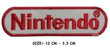 SUPER MARIO BROS. NINTENDO PATCHES Iron / Sew On Patch Game comic