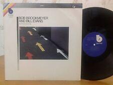 Bob Brookmeyer & Bill Evans,As Time Goes By,Blue Note LT-1100,Vinyl Jazz LP