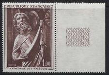 Frankreich France 1737 Kunst - Evangelist Matthäus Straßburg Münster 1971 **