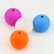 2.5 inch Silicone Ice Ball Maker Mold Sphere Large Tray Whiskey DIY Mould SN#