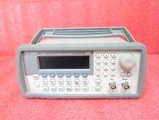 Keysight Agilent 33210a 10mhz Function Arbitrary Waveform Generator
