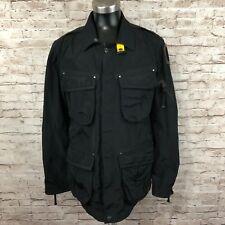 Parajumpers Masterpiece Series Slim Fit Men's Spring Jacket Size XL Black