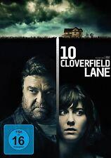 DVD * 10 CLOVERFIELD LANE | JOHN GOODMAN # NEU OVP +