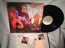 LP DAVID BOWIE Let's Dance 1C-064400165 GERMANY NEAR MINT
