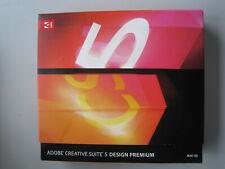 ADOBE Creativ Suite 5 - Design Premium - Vollversion - für MAC OS, deutsch