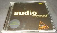 AUDIO COMPILATION VOL. 3 CD BONUS MINI CD VGC MIXED BY MICHAEL BURKAT