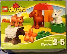 LEGO Duplo Farm Animals 10522 New
