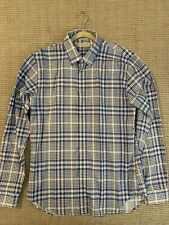 Burberry Mens Check Shirt - XL