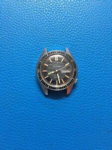Vintage rare bulova accutron deep sea 666FT  men's wristwatch (RUNNING)