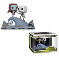 FUNKO POP DISNEY NIGHTMARE BEFORE X-MAS JACK SALLY UNDER MOONLIGHT MOVIE MOMENTS