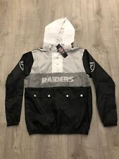 Oakland Raiders NFL Mens Jacket Medium BNWT