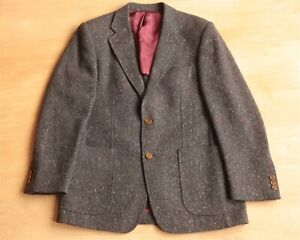 Magee Ivy League Donegal Tweed Jacket Fits 42R