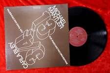 LP Michael Mantler/Carla BLEY Consigliere: 13 3/4 (ECM Watt 3 2313 103) D 1975