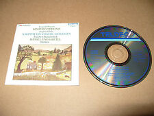 L Mozart E Humperdinck s ochs Hansel Und Gretel cd 5 tracks 1988 Ex Condition