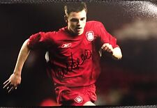 Paul Anderson signed 9x6 Photograph Former Liverpool FC footballer.