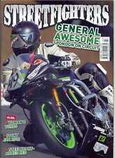 STREETFIGHTERS Magazine No.221 JULY 2012 (NEW COPY)